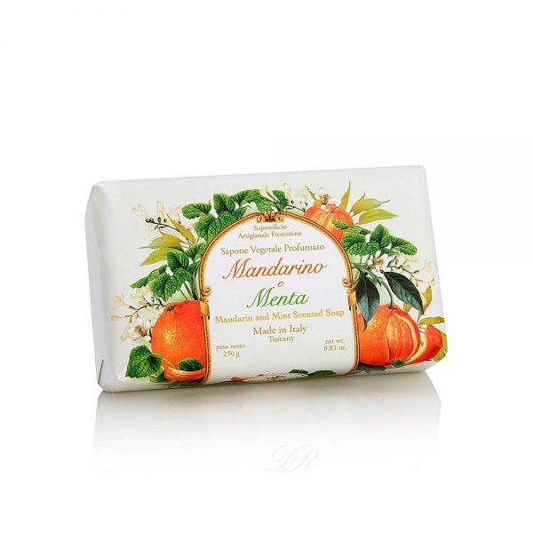 Sapun natural Mandarina & Menta 250g