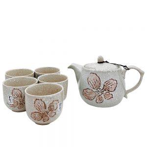 Set ceai Misaki ceramica 6 piese