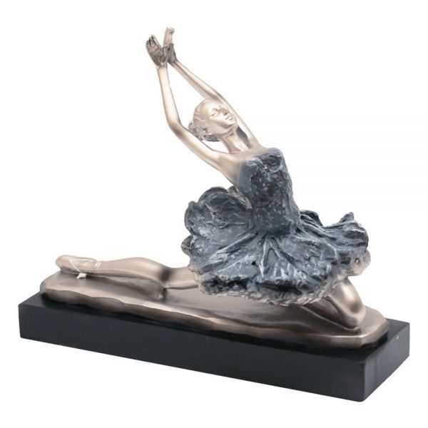 Statueta balerina Maia 28x9x25cm, Rasina, Vintage