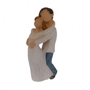 Statueta cuplu indragostiti Dreaming 15cm