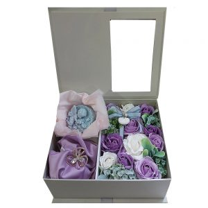 Trandafiri de sapun Berenice mov