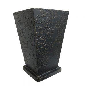 Suport metal pentru flori Joseph 24x37cm