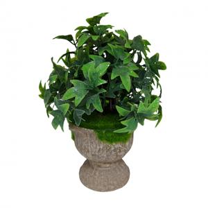Planta artificiala in ghiveci Samuel verde