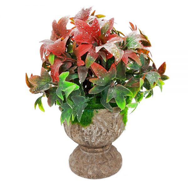 Planta artificiala in ghiveci Samuel rosu