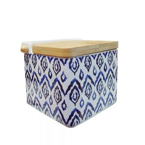 Recipient ceramica Mediteraneo 11x10x11cm