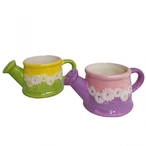 Stropitoare Daisy ceramica set 2 ghivece