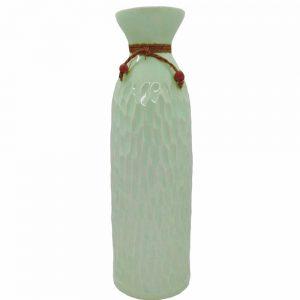 Vaza ceramica Elise verde 25cm