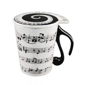 Cana note muzicale Melody 350ml