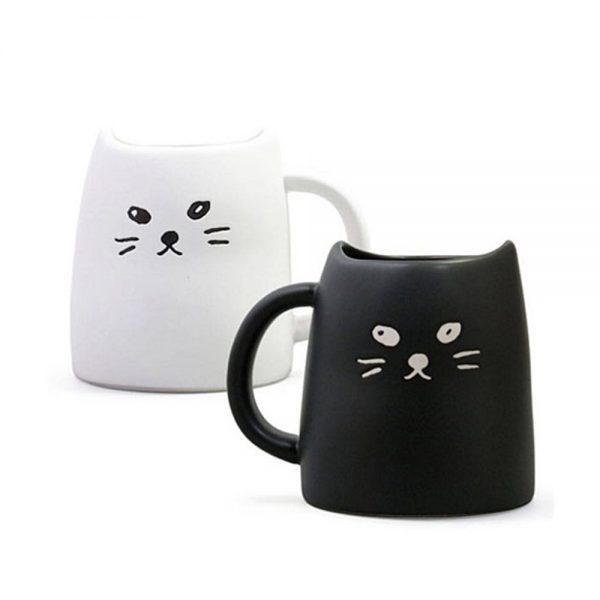 Set 2 cani pisica Black & White