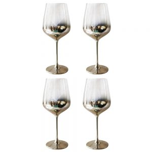 Set 4 pahare vin rosu Ombre Gerard 500ml