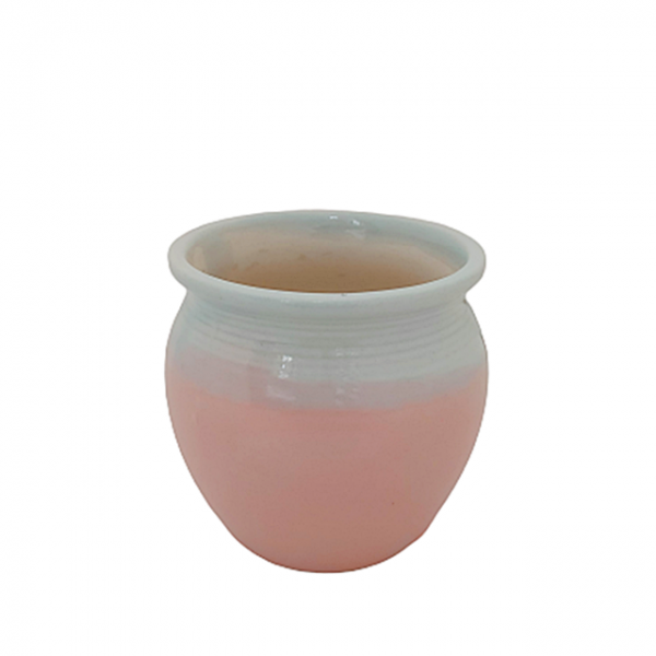Amfora ceramica Delicate ghiveci 8cm