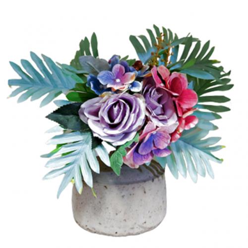 Aranjament flori artificiale Anna 35cm