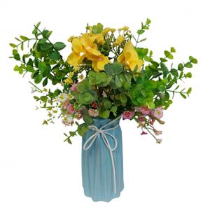 Aranjament flori artificiale Calinda 35cm