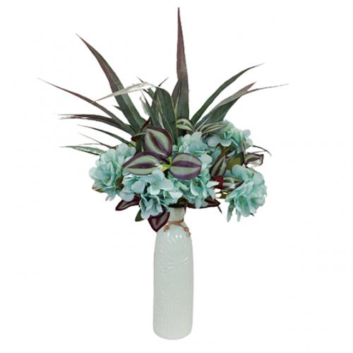 Aranjament flori artificiale Ocean 35cm