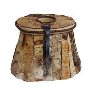 Cutie pentru servetele Old Tree lemn 30x22x16cm
