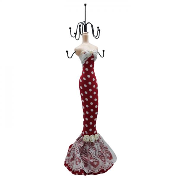 Manechin pentru bijuterii Dressed Dottie 42cm