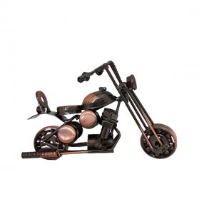 Motocicleta metal Notorious miniatura 15x6x7.5cm