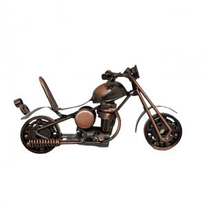 Motocicleta metal Rebels miniatura 15x6x7.5cm
