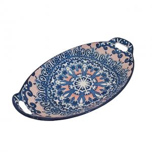 Platou ceramica Edvin bol 27x16cm