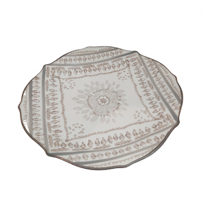 Platou ceramica Edvin farfurie 26cm