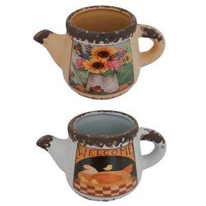 Set 2 stropitori ceramica Memories 7cm