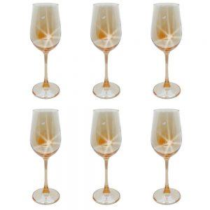 Set 6 pahare vin alb Philippe 270ml
