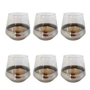 Set 6 pahare whisky Ombre Gerard 350ml