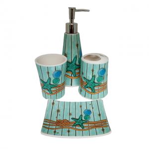 Set de baie Sea Touch ceramica