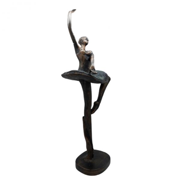 Statueta balerina Anna 40cm rasina