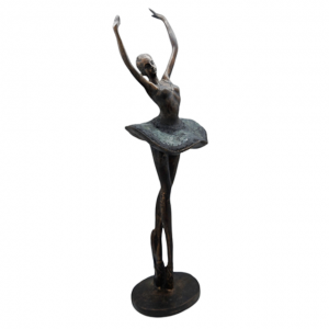 Statueta balerina Marie 40cm rasina