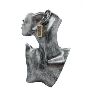 Statueta bust argintiu Adele rasina 26cm