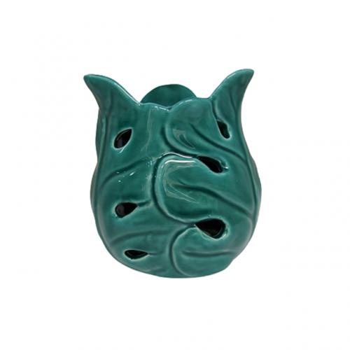 Suport lumanare aromaterapie Ocean ceramica