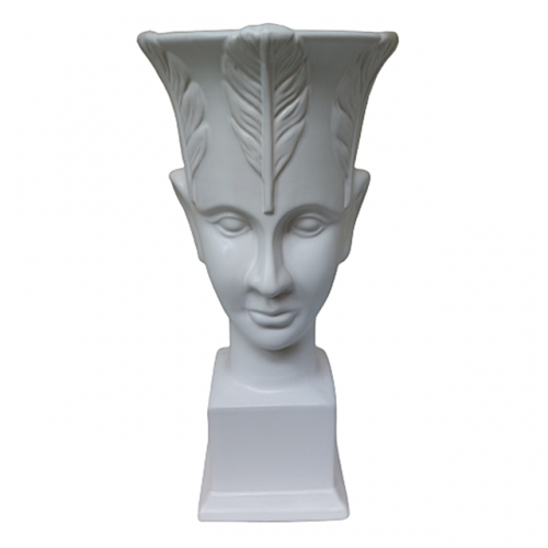 Vaza alba Beauty 31cm ceramica