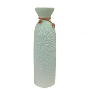 Vaza ceramica Arla verde 25cm