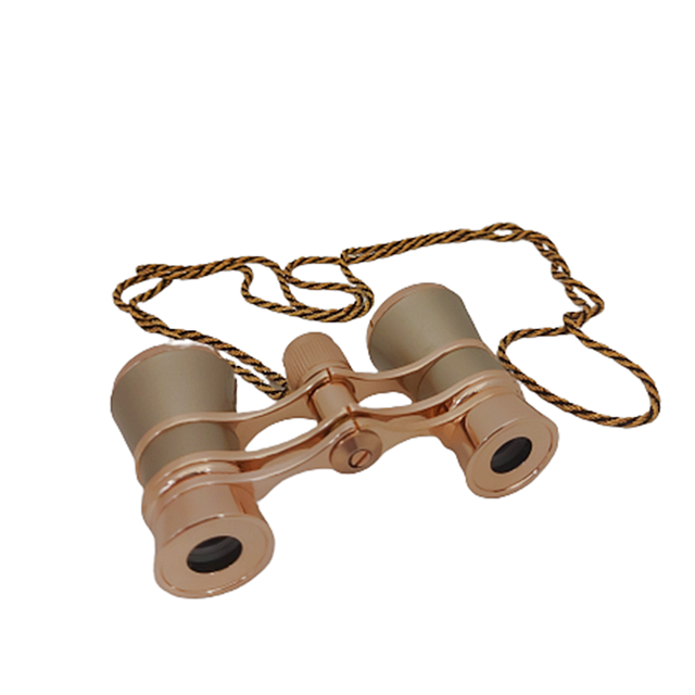 Binoclu Retro Binoculars 3x Metal