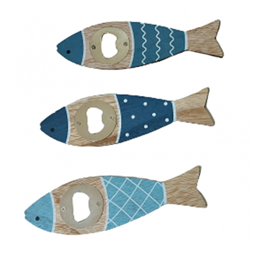Desfacator sticle bere Fish