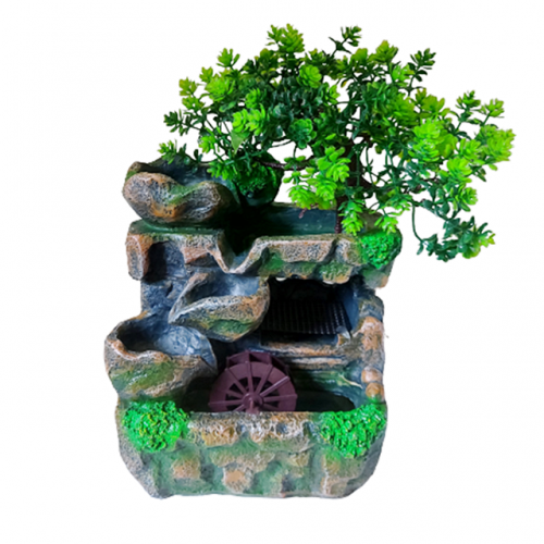Fantana decorativa electrica Bonsai Touch 16x28cm