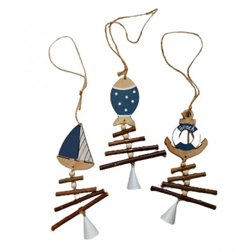 Set 3 decoratiuni de agatat Summer Bell