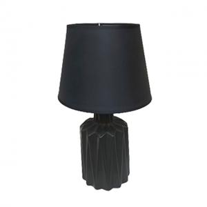 Veioza neagra Grant ceramica Lampa 35cm