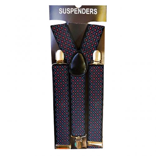 Bretele elastice bleumarin Humphrey