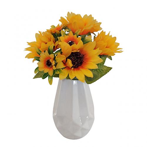 Buchet Floarea Soarelui artificiala Donna 30cm