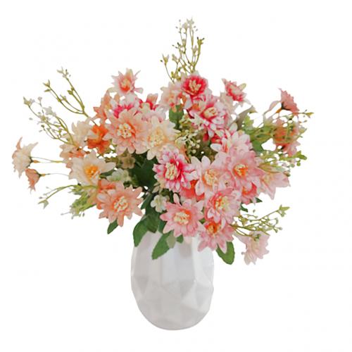 Buchet crizanteme artificiale Carrie 30cm