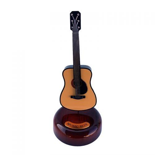 Cutie muzicala Old Guitar 21cm