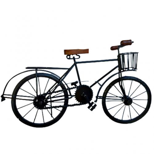 Bicicleta metal Black Giant 46x12x25cm