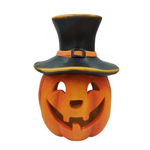 Dovleac decorativ Pumpkin suport lumanare