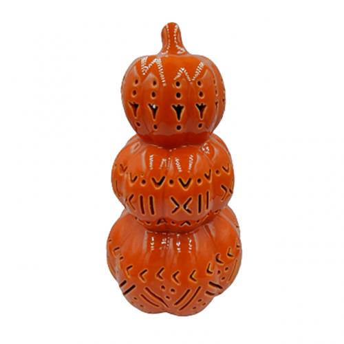 Dovleac decorativ cu led Happy Pumpkin