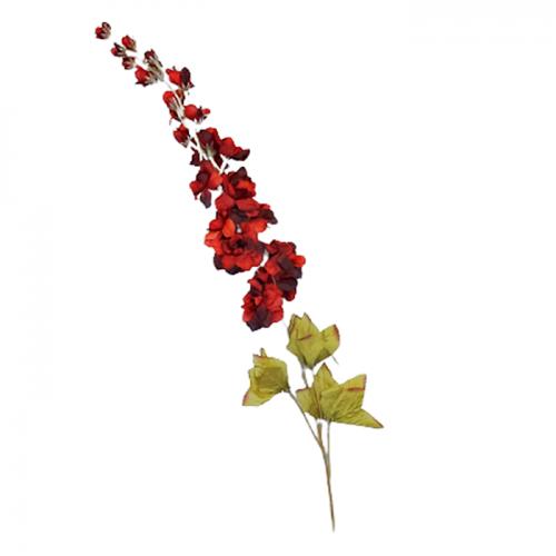 Floare artificiala Burgundy Beauty 65cm
