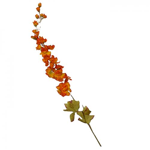 Floare artificiala Orange Beauty 65cm