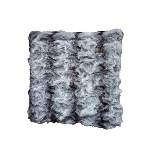 Perna decorativa Grey Fluffy 40x40cm