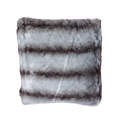 Perna decorativa Grey Furry 40x40cm
